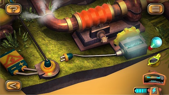 Tiny Robots Recharged MOD APK 1.54 (Purchase Free) 15