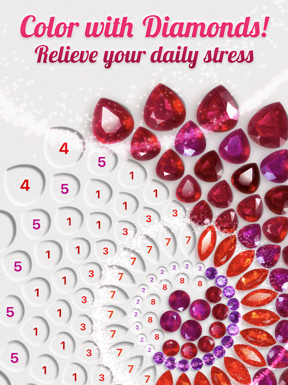 Dazzly - Diamond Art by Number  poster 10