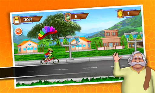 Shiva Cycling Adventure 1.2.5 screenshots 6