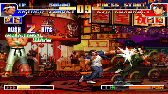 Descargar THE KING OF FIGHTERS '98 Para PC ✔️ (Windows 10/8/7 o Mac) 4