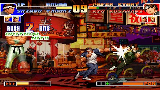 Baixar THE KING OF FIGHTERS '97 Apk Última Versão 2021 4