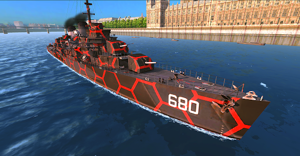 Battle of Warships: Naval Blitz 9