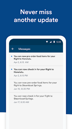 Alaska Airlines - Travel screenshots 5