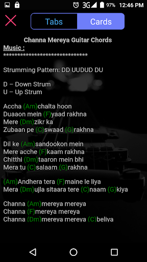Guitar Tabs Chords Bollywood Songs Hindi By Avanish Developer Google Play United States Searchman App Data Information Easy songs to play on ukulele for kids. guitar tabs chords bollywood songs