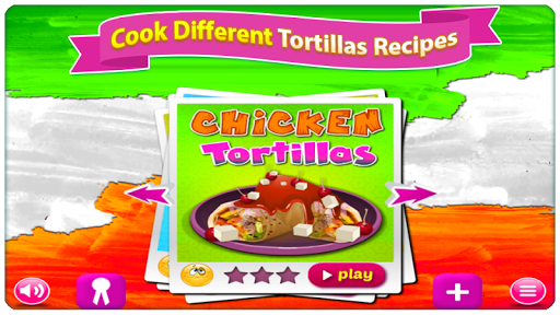 Baking Tortilla 4 - Cooking Games  screenshots 1