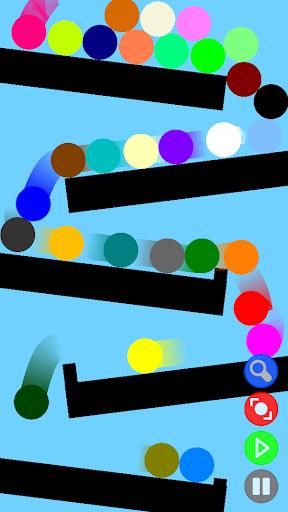 Simple Marble Race  screenshots 1