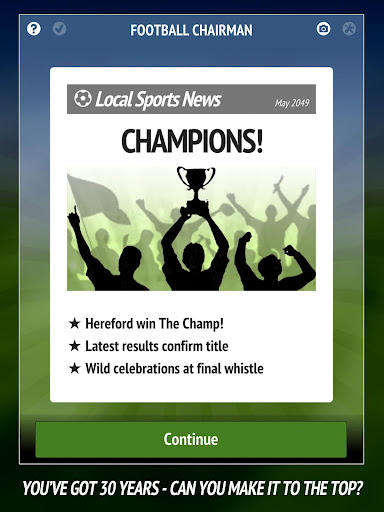 Football Chairman - Build a Soccer Empire  Screenshots 15