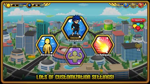 Crystalverse - Anime Fighting Online  screenshots 2
