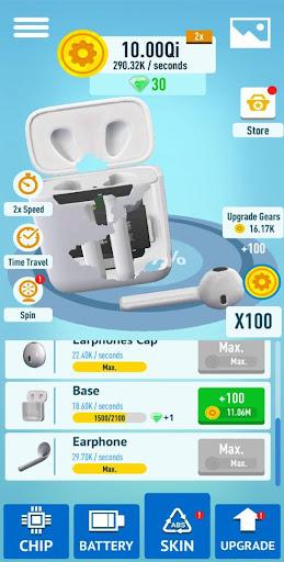 Idle Gadgets 1.8 screenshots 1