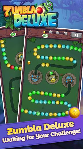 Zumbla Deluxe - Classic Zumbla Puzzle Games screenshots 5