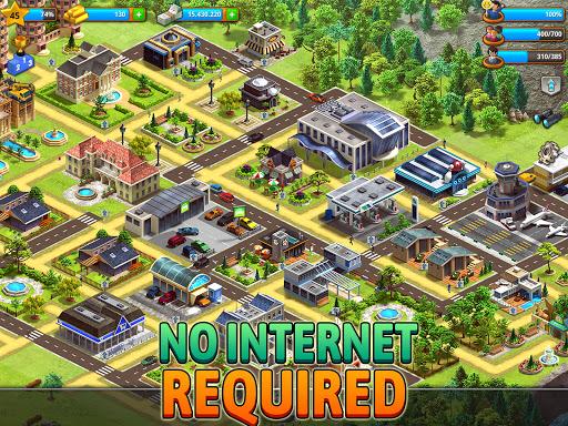 Paradise City: Building Sim Game  screenshots 10