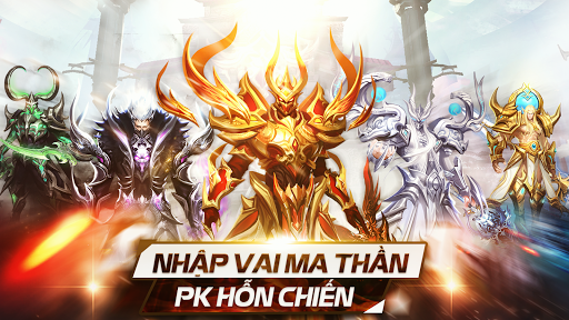 Thiu00ean Khu1edfi Chi Mu00f4n - Ma Kiu1ebfm Ku1ef7 Nguyu00ean screenshots 1