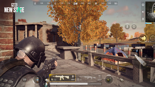 PUBG: NEW STATE Varies with device screenshots 6