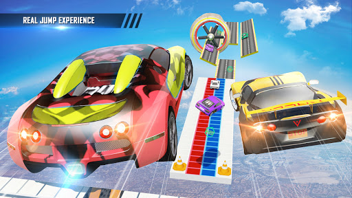 Mega Ramp Car Stunts Racing : Impossible Tracks 3D 2.4.6 screenshots 2