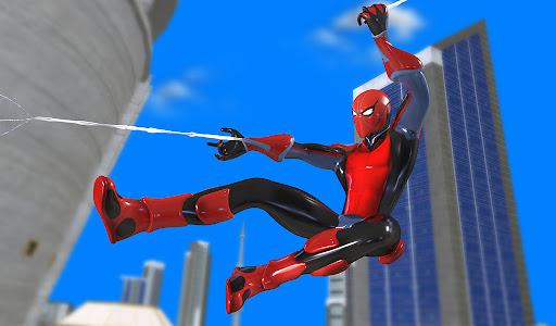 Rope Spider Super Hero Vs City Gangs  screenshots 1