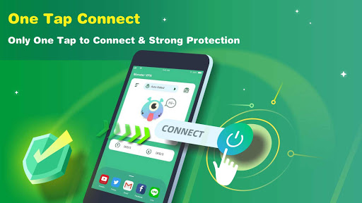 Monster VPN - Free Forever & Security VPN Proxy  screenshots 5