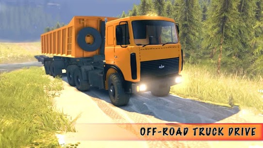 Russion Truck Driver: Offroad Driving Adventure 1