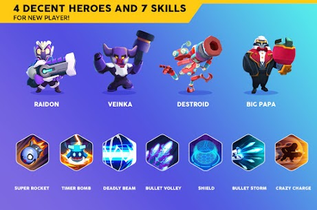 Heroes Strike – Brawl Shooting Multiple Game Modes 8