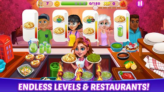 Cooking School 2020 - Cooking Games for Girls Joy 1.01 Screenshots 4