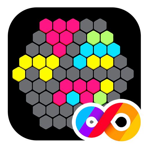 Hex FRVR - Hexa Puzzle Board