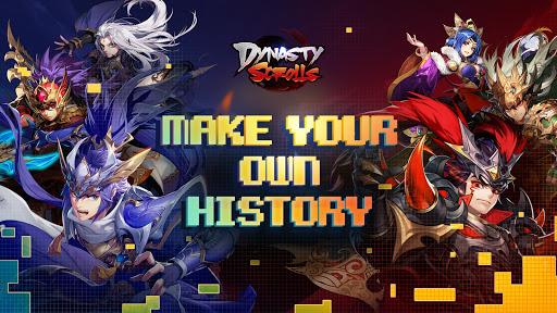 Dynasty Scrolls screenshots 1