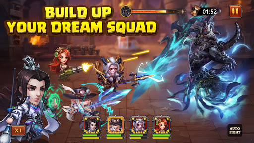 Heroes Charge HD 2.1.246 screenshots 5