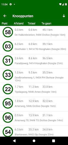 Fietsknoop: Fiets app. Fiets je fietsroute gratis!のおすすめ画像4
