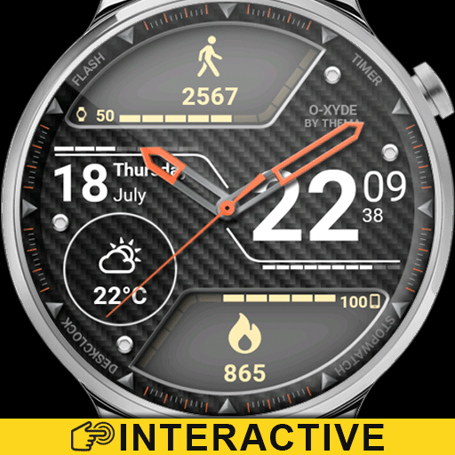 O-Xyde Watch Face Icon
