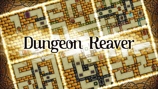 Dungeon Reaver: Maze Puzzle Game goodtube screenshots 1