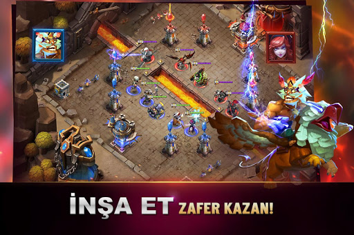 Clash of Lords 2: Tu00fcrkiye  screenshots 12