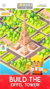 Idle Landmark Manager - Builder Game screenshots 5
