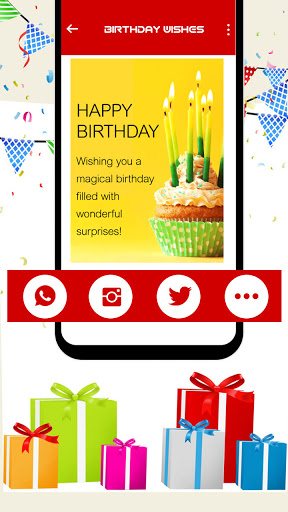 Birthday Wishes For Son  screenshots 7