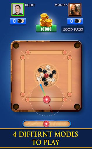 Carrom Royal - Multiplayer Carrom Board Pool Game  screenshots 11