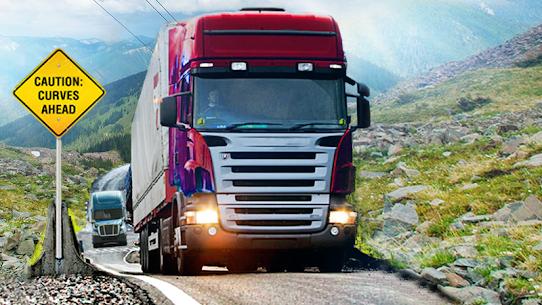 Truck Simulator 2020 : Heavy Cargo Truck Europe 3D 1.0 Mod + APK + Data UPDATED 1