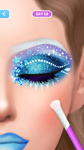 Fashion Makeup-Simulation Game apkpoly screenshots 3