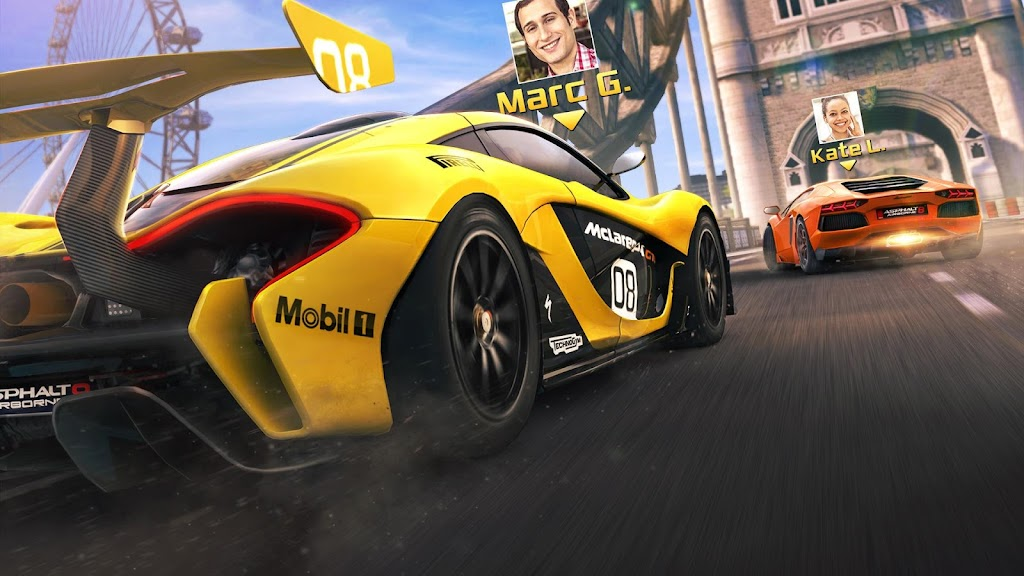 Asphalt 8 Racing Game - Drive, Drift at Real Speed  poster 3
