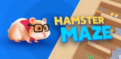 Screenshot of Hamster Maze