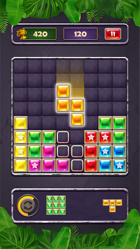 Block Puzzle Classic - Brick Block Puzzle Game apkpoly screenshots 10