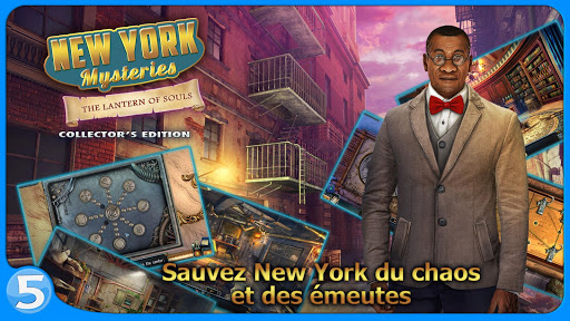 Code Triche New York Mysteries 3 (free to play) (Astuce) APK MOD screenshots 5