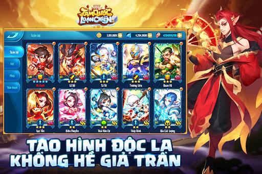 Tam Quu1ed1c Lou1ea1n Chiu1ebfn  screenshots 3