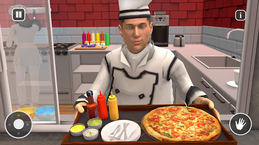 Cooking Spies Food Simulator Game 7 screenshots 4