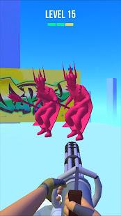 Paintball Shoot 3D - Knock Them All  screenshots 1