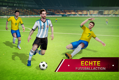 Soccer Star 2020 World Football: World Star Cup Screenshot