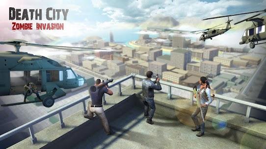 Death City: Zombie Invasion Mod Apk (Unlimited Money) 1