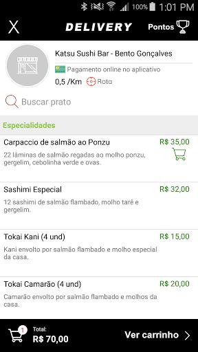Katsu Sushi Bar 2.0.2 Screenshots 3