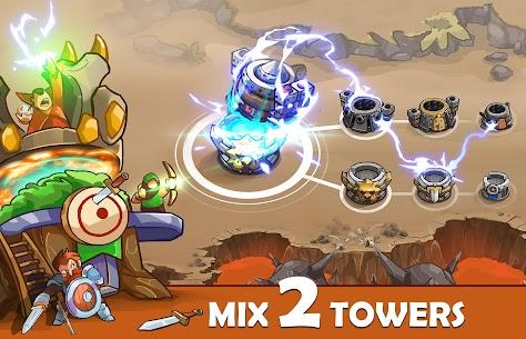 King Of Defense: Battle Frontier Apk (MOD, Unlocked) Latest Download 5