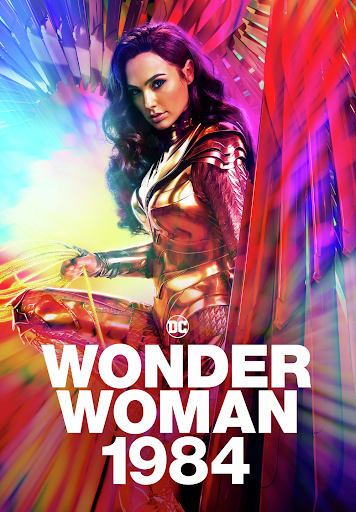 Wonder Woman 1984 - Movies on Google Play