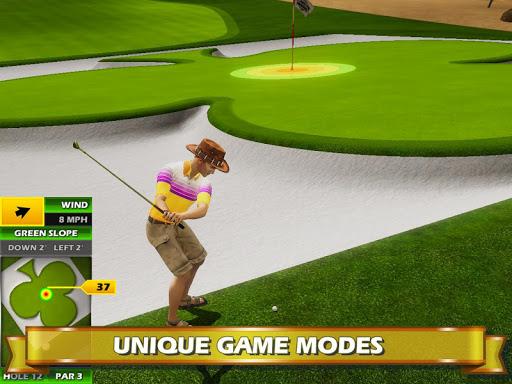 Golden Tee Golf: Online Games screenshots 9