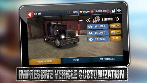 Truck Simulator USA 2.2.0 screenshots 22
