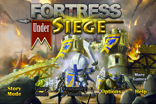 Fortress Under Siege HD 1.2.4 screenshots 1